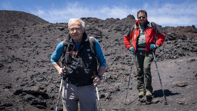Mount Etna off-road