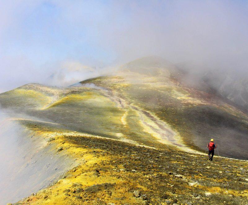 etna crateri sommitali