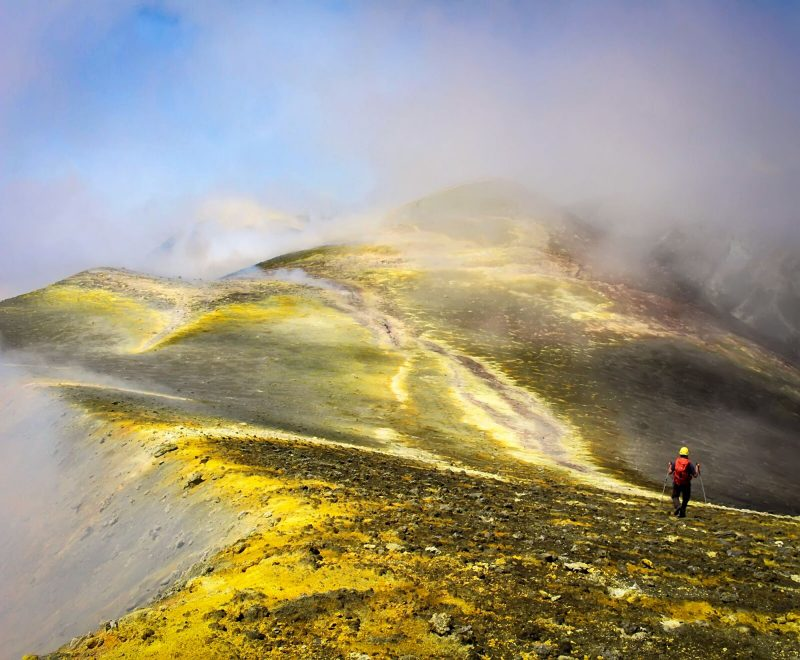 etna cratere centrale