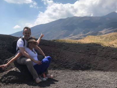 Mount Etna off-road