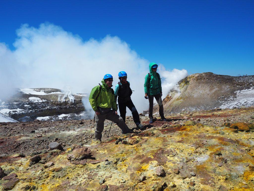 etna cratere